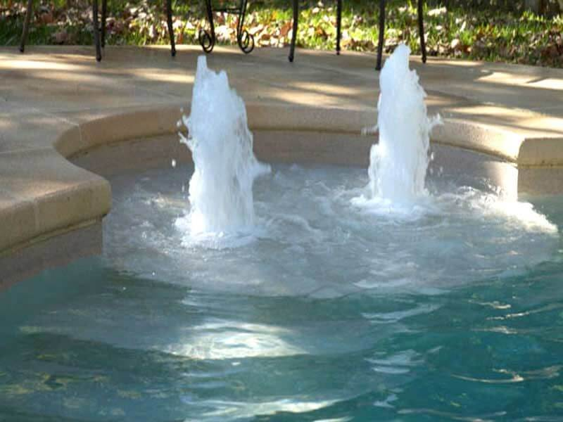 Water Features DeLand | Fiberglass Pool Features Palm Coast
