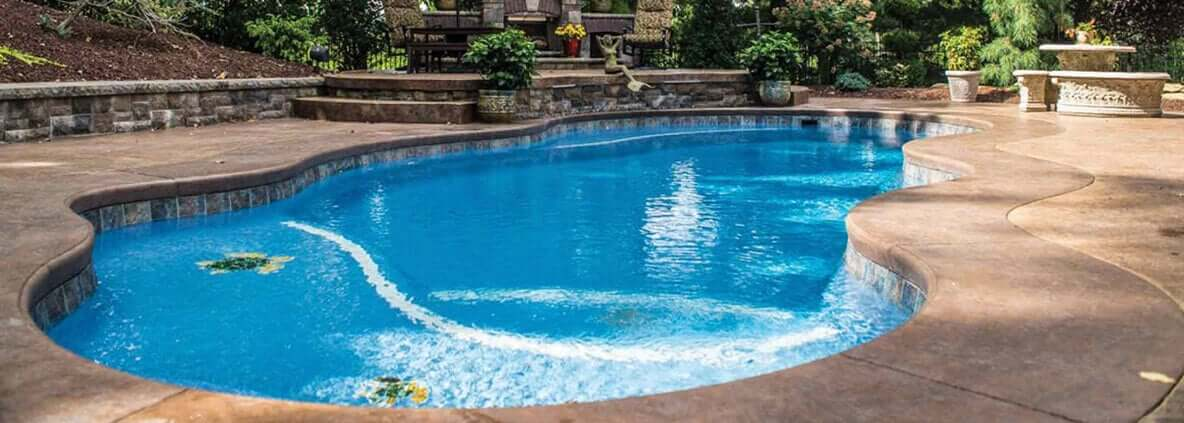 Fiberglass Pool Designs DeLand | Fiberglass Pool Builder ...